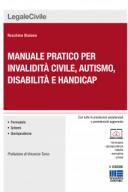 Manuale pratico per invalidità civile, autismo, disabilità e handicap 2018