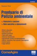 Prontuario di Polizia ambientale 2017