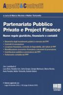Partenariato Pubblico Privato e Project Finance 2019