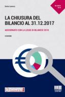 LA CHIUSURA DEL BILANCIO AL 31.12.2017 2018
