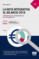 La nota integrativa al bilancio 2018